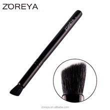Angular black synthetic New Design Soft and Comfortable Zoreya nose cleaning makeup brush