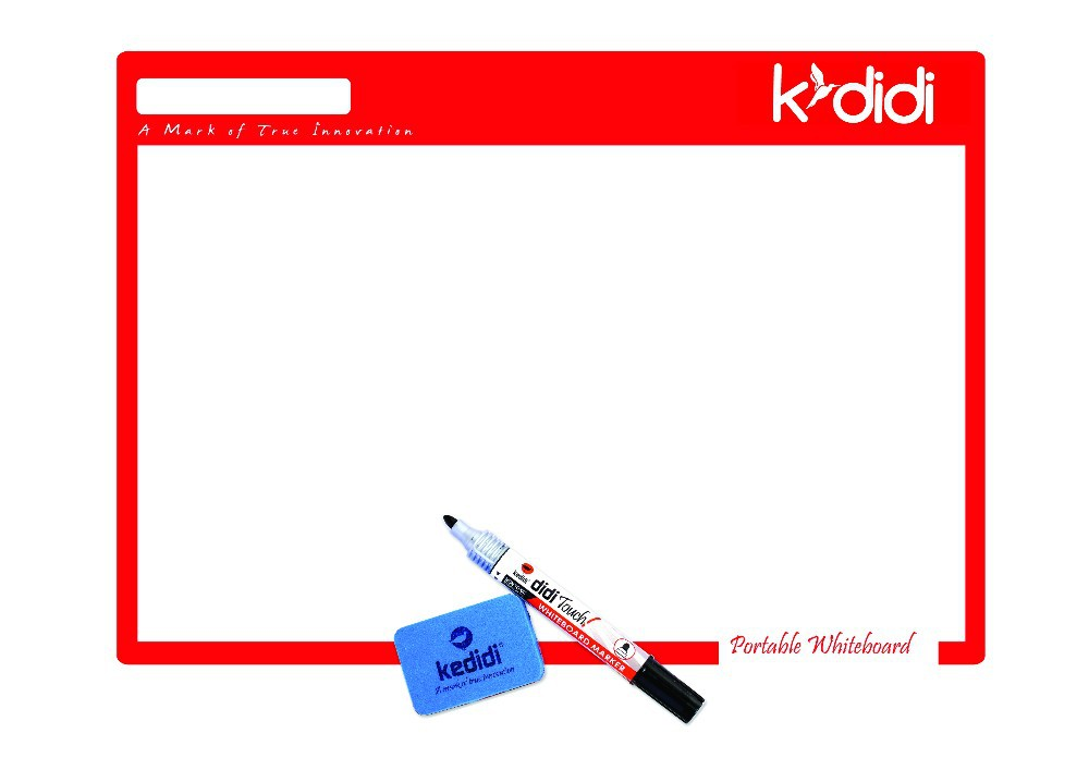 k'didi Whiteboard Sheet (Size A4)