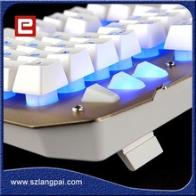 Multifunctional Silicone USB Computer Arabic Keyboard for Gaming