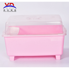 Plastic clothes storage box with pp material