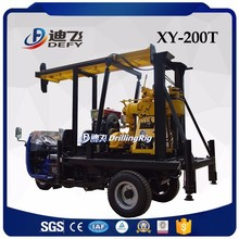Diesel Power Type and Ne Condition portable drilling borehole machines - Drill Rig manufacturers