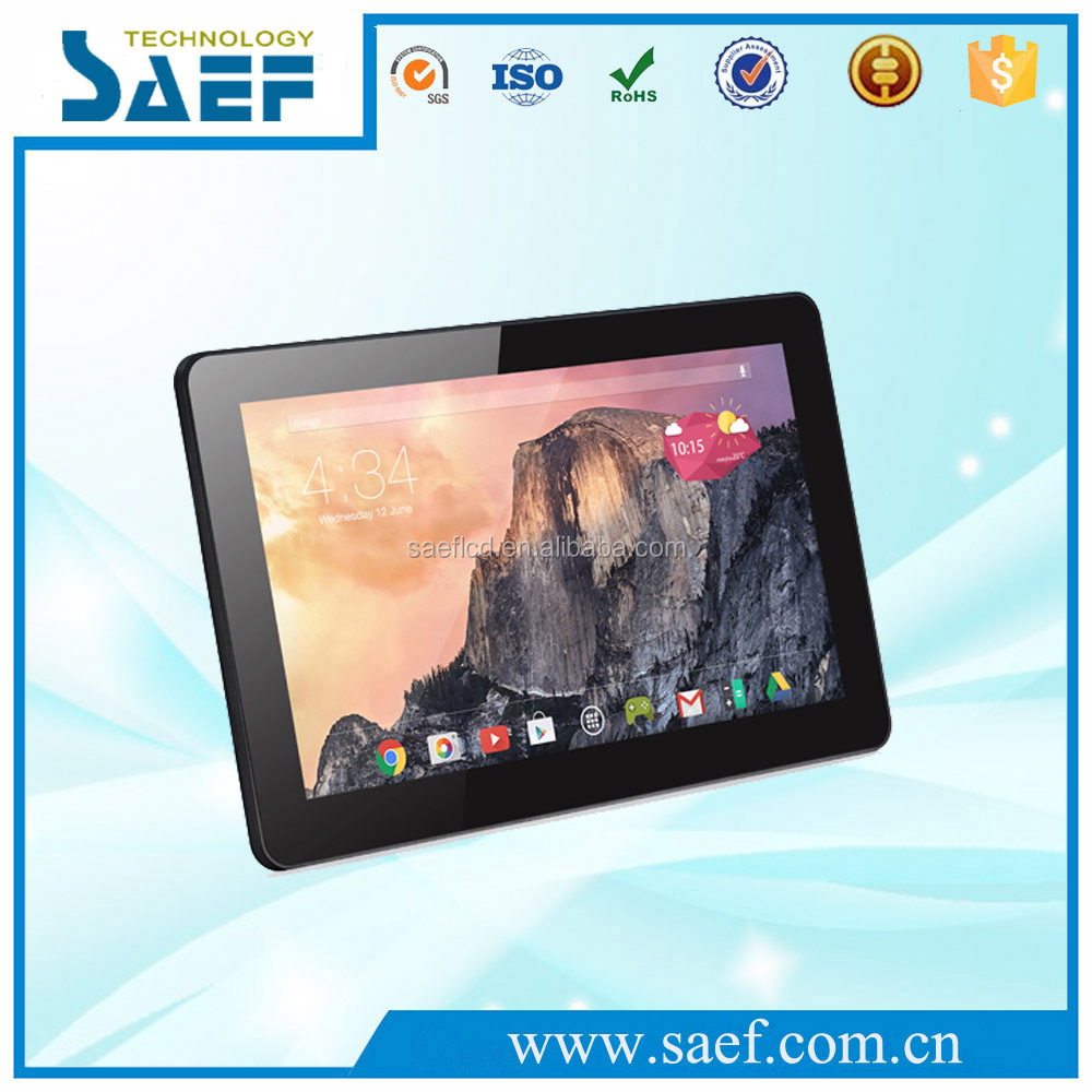 15.6 inch multi touch screen tablet pc with high quality