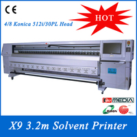 Double side large format tarpaulin printer spare parts