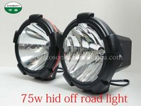 9''75w hid offroad light