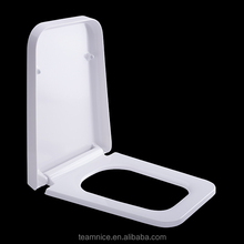 Sanitary wc One button release Soft close function Eco-friendly urea toilet seat