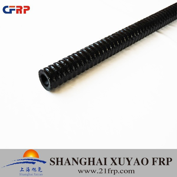 Hign strength self drilling hollow rock bolt