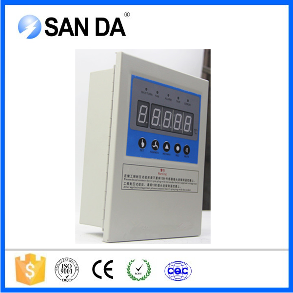 Tour display digital dry-type transformer temperature controller