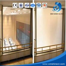 Colorful Electric Privacy Film/Self Adhesive Smart Glass Film/Switchable Glass Used For Building Glass
