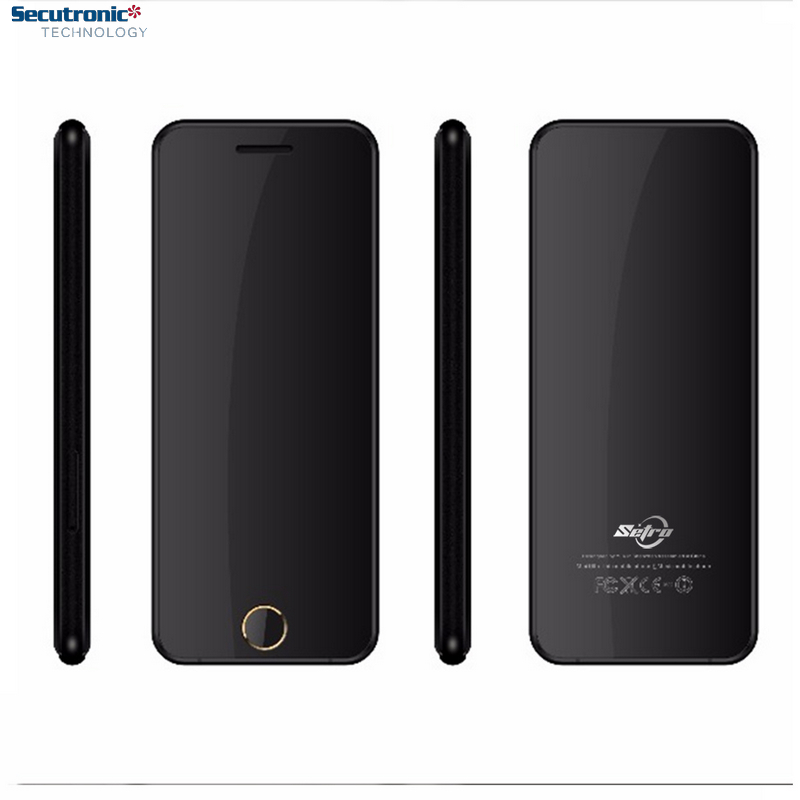 Wholesale Chinese Factory Prices GSM Cellphone 2.0 inch Senior Bar Android Cell Phone Without Camera Setro V6