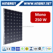 solar panels 250 watt solar cell for sale from china suppliers