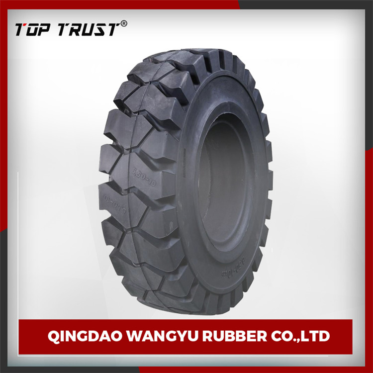 golden China supplier cheapest trailer 28*9-15 solid tire