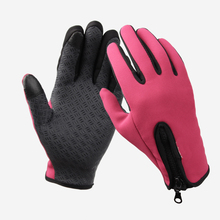 Comfortable touch screen running gloves funtion gloves