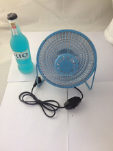 2016 hot sell 5 inch mini heater for promotion