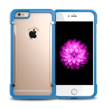 Free sample TPU PC phone cover for iphone 7 case hard protect