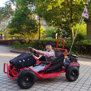 Factory quality 80cc gas powered dune buggy for kids