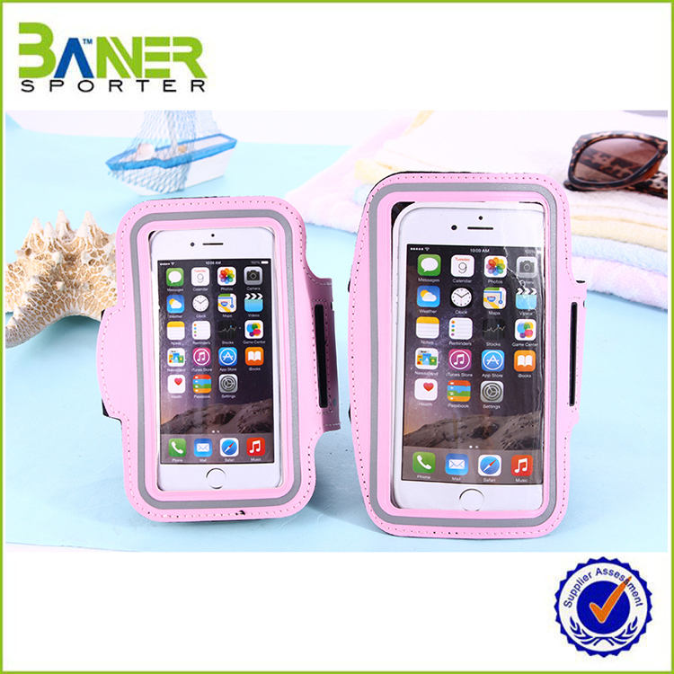 2016 spandex Mobile Phone Armband Sport Armband Cellphones Phone Case