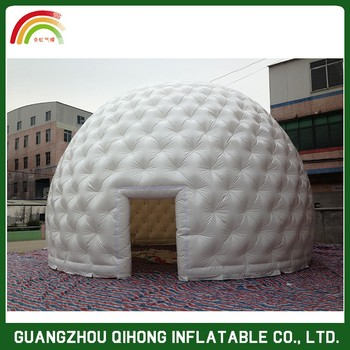 Alibaba Website Round Inflatable Tent/Inflatable Teepee Tent
