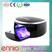 high power LCD display auto 22W professional salon led nail dryer