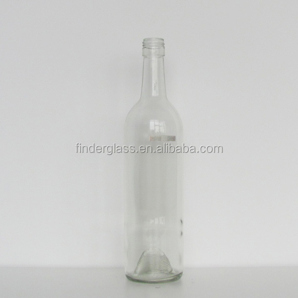 Beverage Industrial Use glass Material 750ml wine bottles/0.75l wine bottle for sale