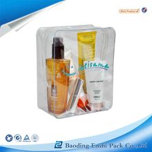 pvc material and hand bag toiletry kits transparent type pvc cosmetic bag\hanging toiletry cosmetic bags