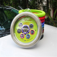 heat resistant animal car silicone steering wheel cover