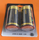 D/LR20/am1 alkaline 1.5v battery size D