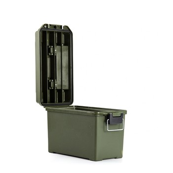 GD7002 BIG plastic ammo boxes 50 cal ammo can
