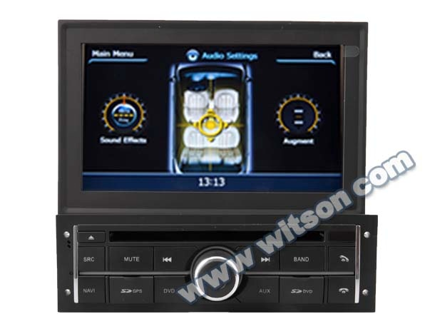 WITSON <strong>CAR</strong> DVD PLAYER WITH GPS FOR <strong>MITSUBISHI</strong> <strong>L200</strong> 2010-2012 WITH A8 CHIPSET DUAL CORE 1080P