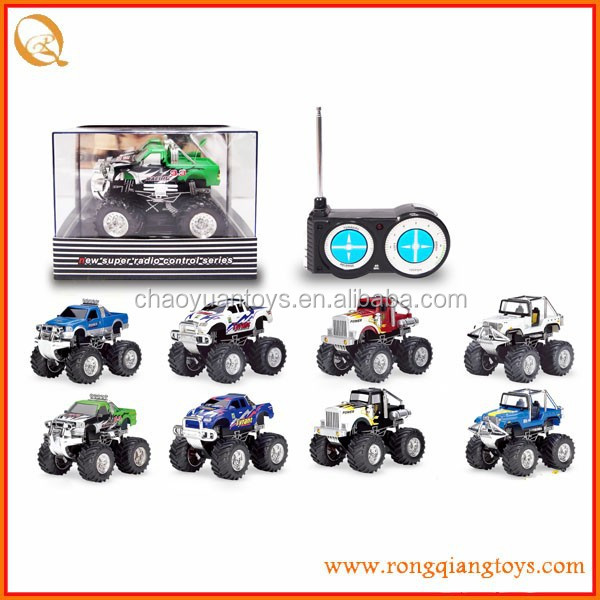 1:43 remote control car, R/C MINI monster truck, with light RC79432008B