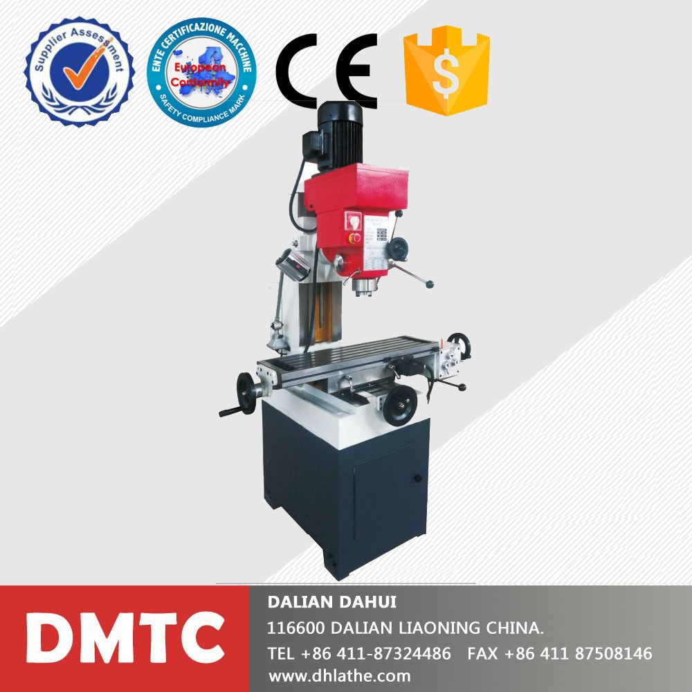 ZX50CF Drilling and Milling Machine with Mechanical Power Feed