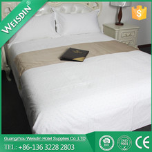 Pure color classic cotton European style bed sheet bed linen wholesale
