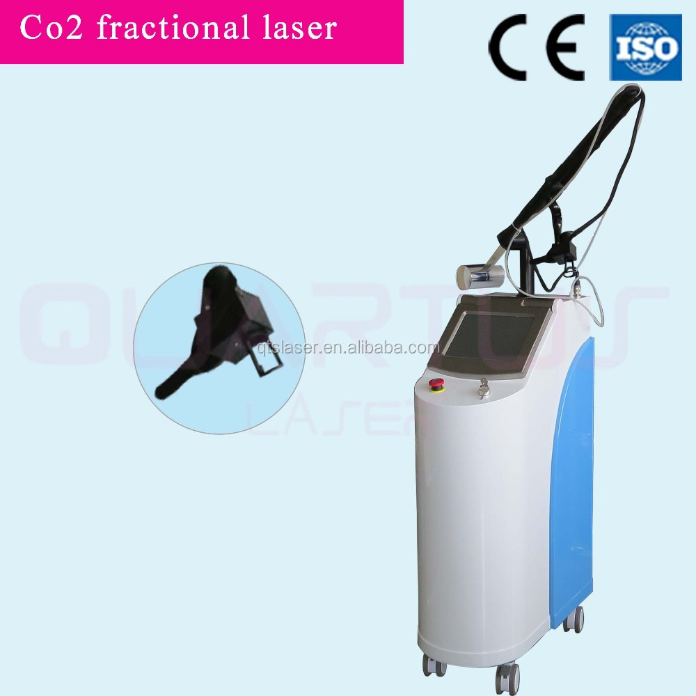 2017 CE strech mark and white mark removal fractional co2 laser scar remove/vaginal tightening co2 fractional laser