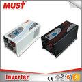 MUST 1kw to 6kw inverters off grid solar power star ir inverters 24v 220v 1000w