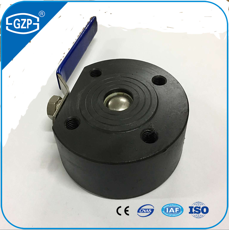 BS 5351-Manufact.Std. Flanged wafer 150Lb RF ASME B16.5 Forged SS ASTM A182 GR.F304 Full Bore Flat Body Wafer type Ball Valve