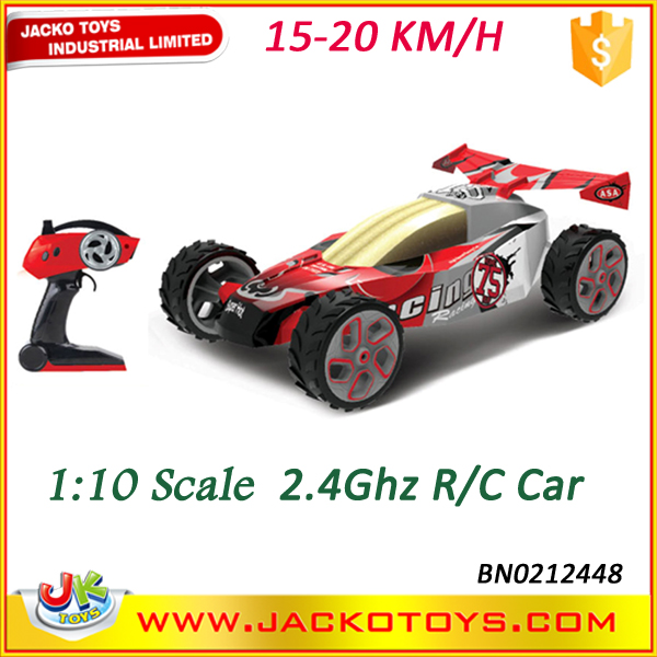 4 channel 1 10 scale high speed electric rc racing car model