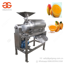 Commercial Used Mango Juice Production Line Banana Pulping Maker Fruit Pulping Extractor Mango Juice Extraction Machine