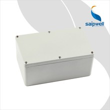 SAIPWELL/SAIP Die Cast Electrical Waterproof Metal Junction Box/Aluminium Box for Electronic
