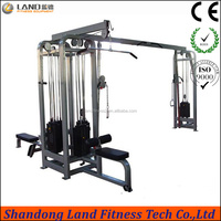New arrival Commercial use gym equipment/ 5 stations Multi Station /body building equipment
