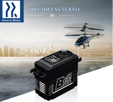 Power HD B6 HV Brushless Servo 9kg for Helicopter