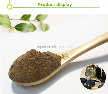 QS manufacturer Wholesale natural black garlic extract