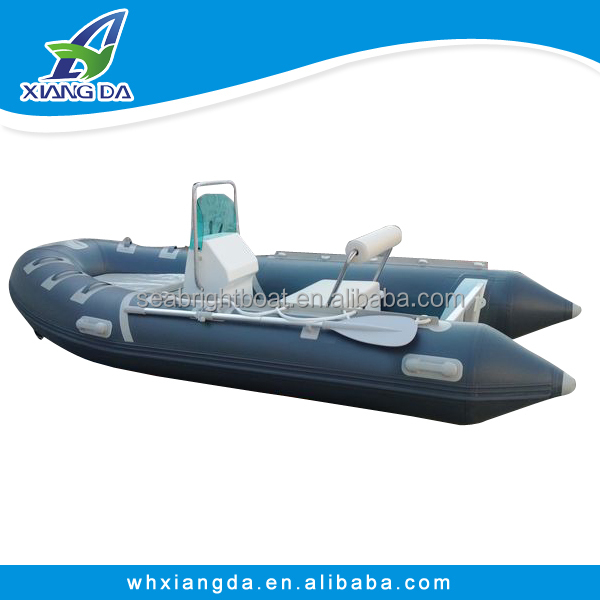 2015 CE Certificate Hydraulic Steering Boat Racing Boat Types Aluminum Hull RIB Boat Consoles