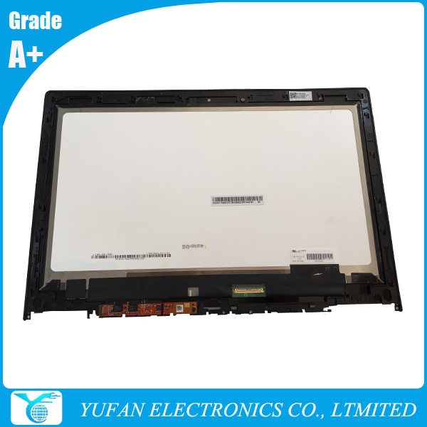 "High quality Laptop display LTN133YL01-L01 90400232 VIUU3 Yoga2 13"" 3200*1800 40pin touch screen"