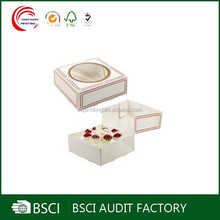Food Grade paper box for cake packaging