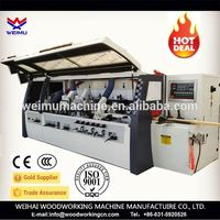 high quality weinig hydromat 4 side moulder machine manufacture