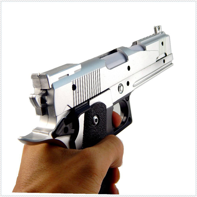 2015 Direct Selling New Mini Nerf Guns Pneumatic Gun Desert Eagle Toy Gun Military Simulation sound Toy Children Model Edition