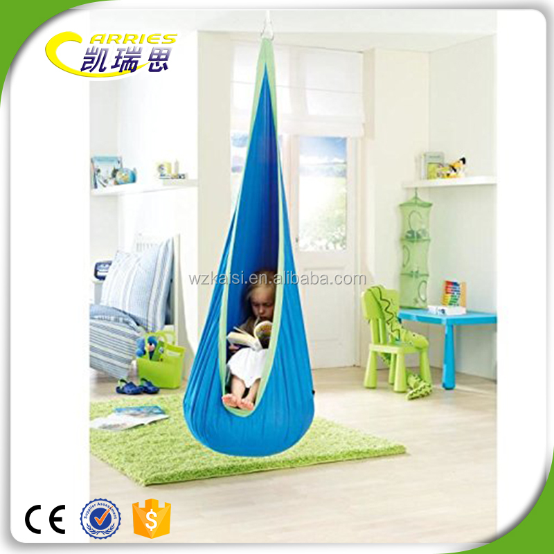 Heavy Duty Competive Price Outdoor Kids Single Swing