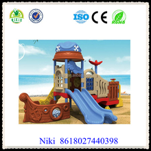 Small playsets for toddlers playground surfaces outdoor play equipment for kids QX-18065B
