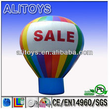 Ali 2015 small helium balloons for sky advertising