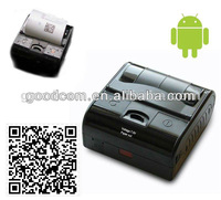 Goodcom Portable Android Barcode Printer for Samsung Android Device via Bluetooth for Police Inspector