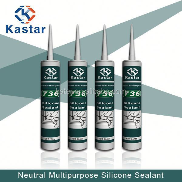 Super neutral silicone sealant